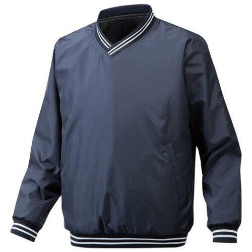 ミズノ Vネックジャケットウラブレスサーモ 12JE6V02 カラー:14 サイズ:S