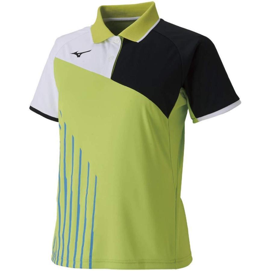 MIZUNO ゲームシャツ(ウィメンズ) 62JA9213 カラー:37 サイズ:L