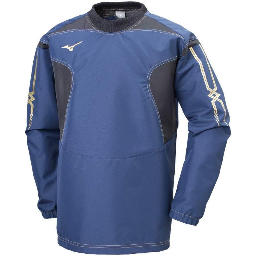 MIZUNO TL タフブレーカーシャツ 32ME9181 カラー:14 サイズ:L