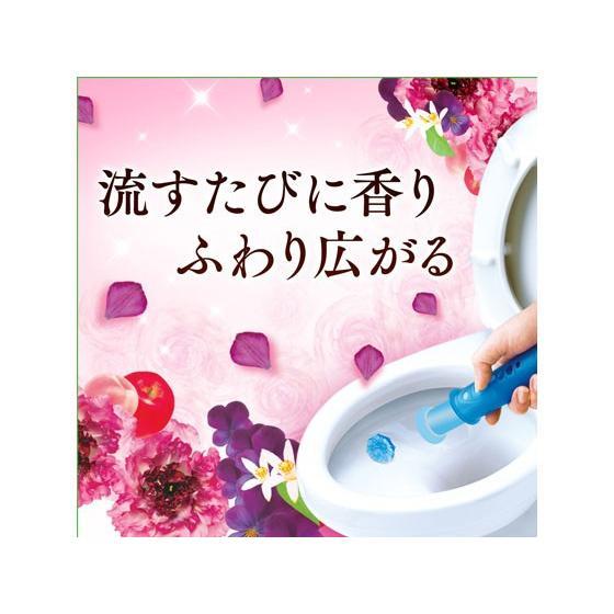 スクラビングバブル トイレスタンプ 贅沢フレグランス 本体 ジョンソン|manzoku-tonya|02