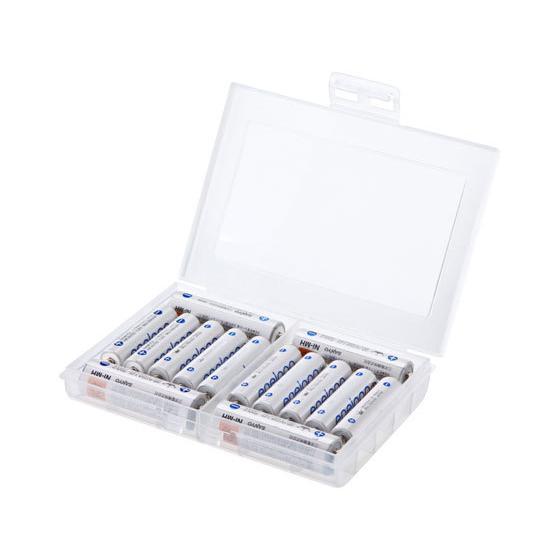 電池ケース 単3形・単4形対応・クリア サンワサプライ DG-BT5C|manzoku-tonya|05
