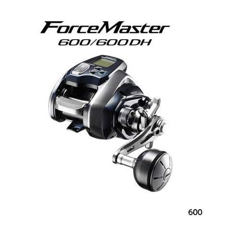 シマノ リール 電動リール 18 フォースマスター 600