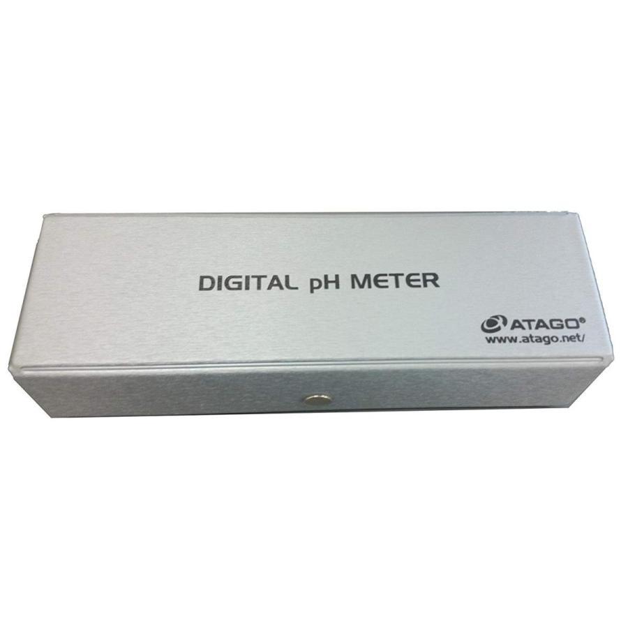 アタゴ デジタルpHメーター DPH-2