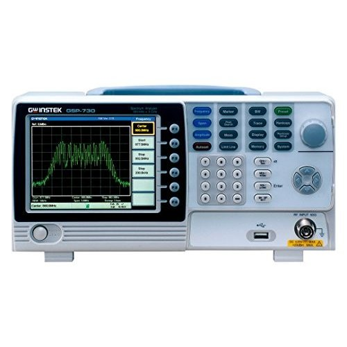 テクシオ・テクノロジー スペクトラムアナライザ GSP-730
