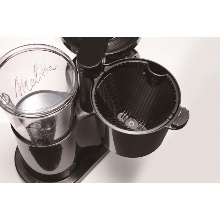 Melitta(メリタ) ALLFI (オルフィ)2-5杯 浄水フィルター付 ブラック SKT521B