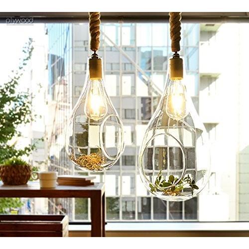 ボタニック ハンギングライト Lサイズ BOTANIC Hanging light APE-020/L ペンダントライト ガラス LED 電