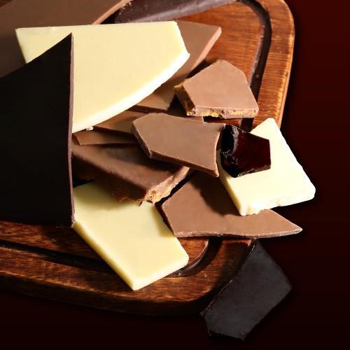 チョコレート   割れチョコレート  450g maquis 03