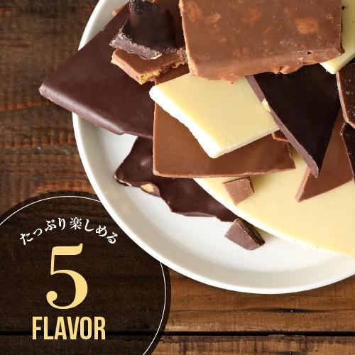 チョコレート   割れチョコレート  450g maquis 05