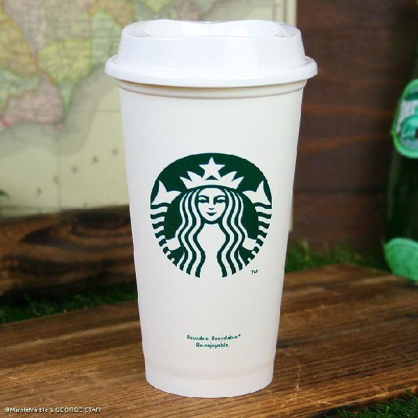 F2 Starbucks タンブラー スターバックス プラスチック カップ 2012年 スタンダードモデル