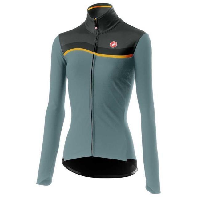 品質が カステリ レディース 女性用ウェア ジャケット castelli mitica, ゴルフシティアルド a2c53742