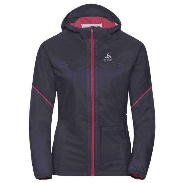 【代引き不可】 オドロ レディース 女性用ウェア ジャケット odlo zeroweight-rain-warm, 金mono GOOD-1 3be6a1c4