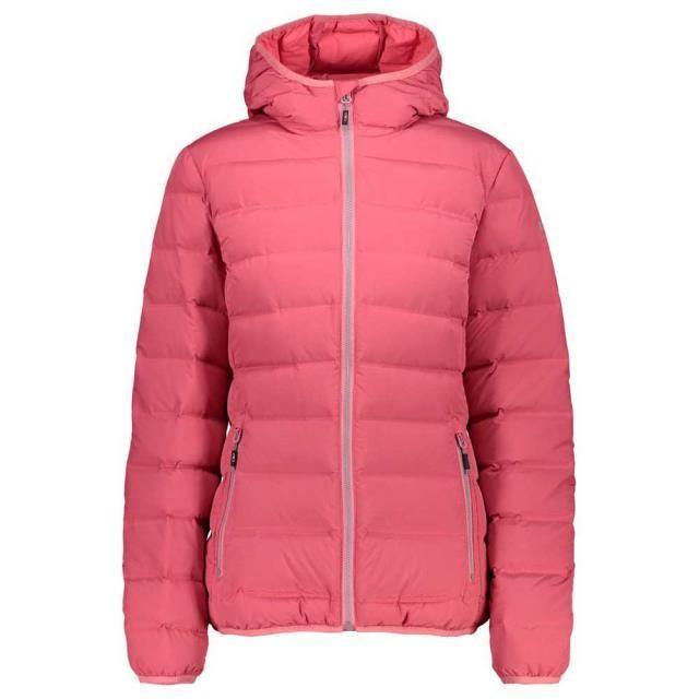 人気デザイナー シーエムピー レディース 女性用ウェア ジャケット cmp fix-hood-polyester, 高級品市場 bdad9229