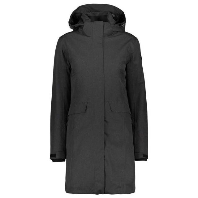 新版 シーエムピー レディース 女性用ウェア ジャケット cmp woman-coat-zip-hood, ナノズ 795a4815