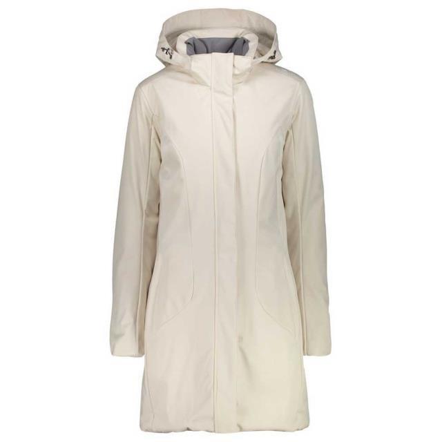 【上品】 シーエムピー レディース 女性用ウェア ジャケット cmp coat-zip-hood, bocca-shop b0354782