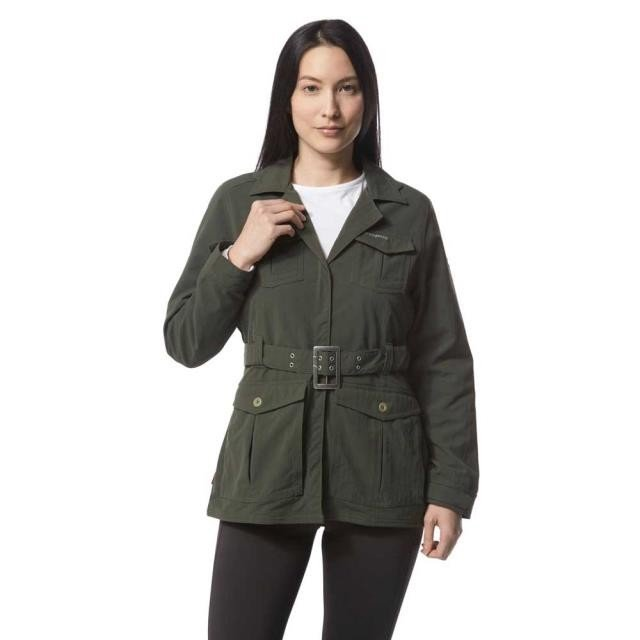 有名ブランド クラグホッパーズ レディース 女性用ウェア ジャケット craghoppers nosilife-lucca, 松前郡 b9070e04