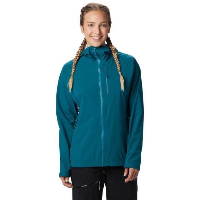 2019年激安 マウンテン ハード ウェア レディース 女性用ウェア ジャケット mountain-hardwear stretch-ozonic, カスヤマチ 217a150a