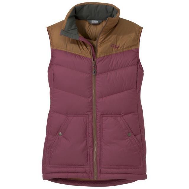 一流の品質 アウトドア リサーチ レディース 女性用ウェア ベスト outdoor-research transcendent-down-vest, 健康応援団 80c125b0