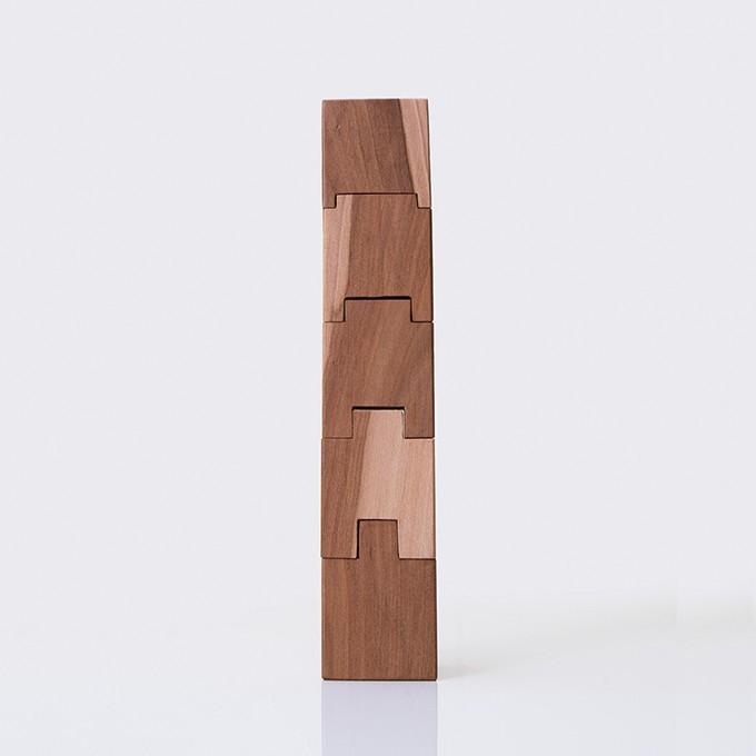 知育玩具 安全 わはらんど きづき「むきをそろえる」 木村木品製作所
