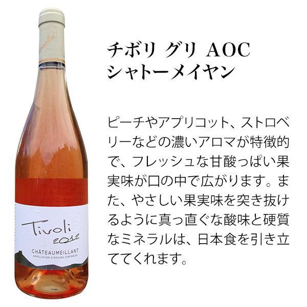 ワインセット バラエティ5本セット 一度に赤ワイン ロゼワイン 白ワイン 泡ワイン が楽しめるお得なワインセット mariage 03