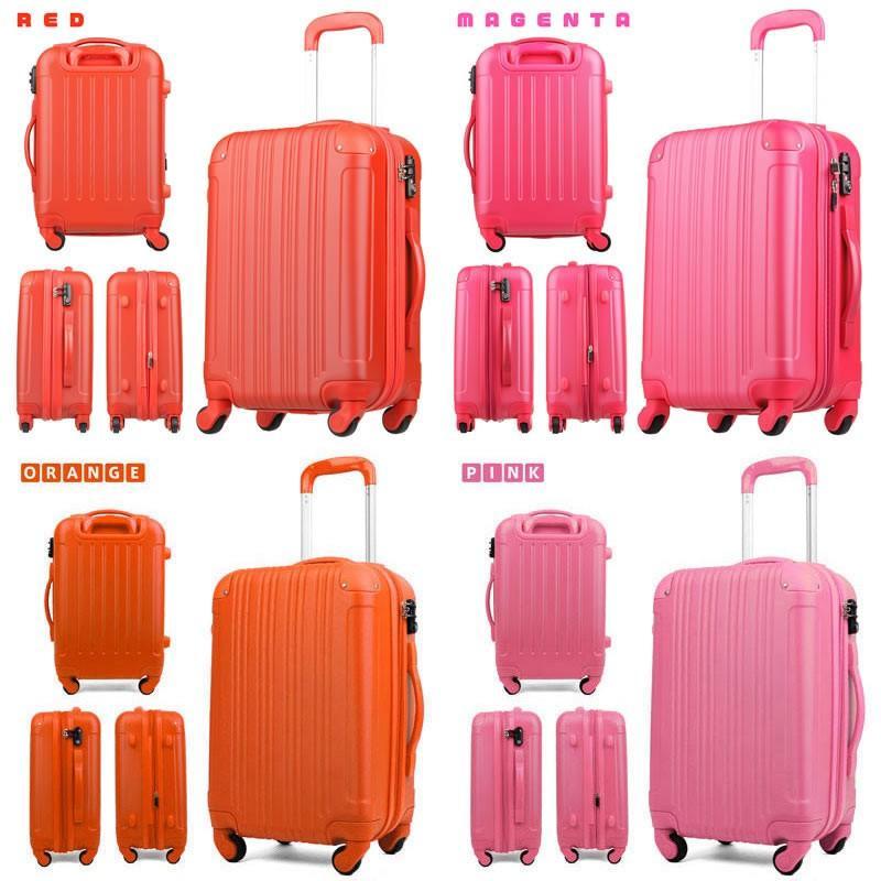 カジュアルスーツケース キャリーバッグ 超軽量 機内持ち込み 小型 おしゃれ W-5082-48|marienamaki|11