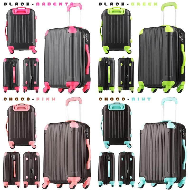 カジュアルスーツケース キャリーバッグ 超軽量 機内持ち込み 小型 おしゃれ W-5082-48|marienamaki|14
