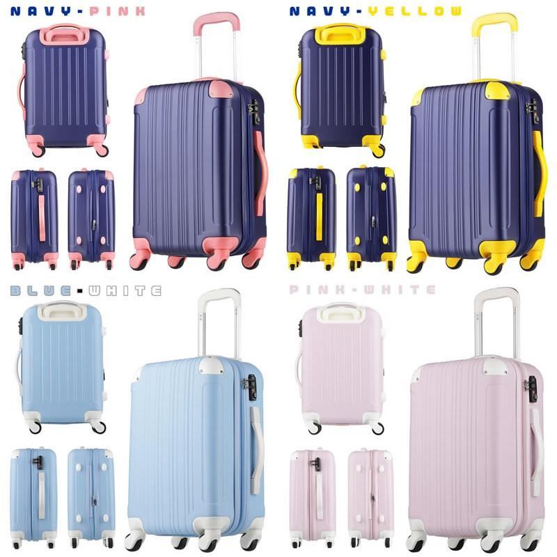 カジュアルスーツケース キャリーバッグ 超軽量 機内持ち込み 小型 おしゃれ W-5082-48|marienamaki|15