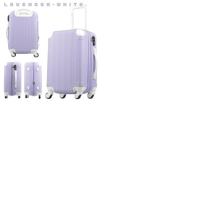 カジュアルスーツケース キャリーバッグ 超軽量 機内持ち込み 小型 おしゃれ W-5082-48|marienamaki|16