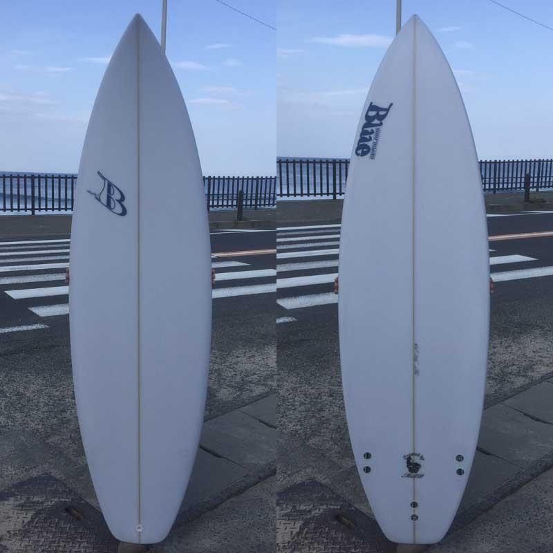 Blue Surfboard ブルーサーフボード ショートボード M−2 5'11