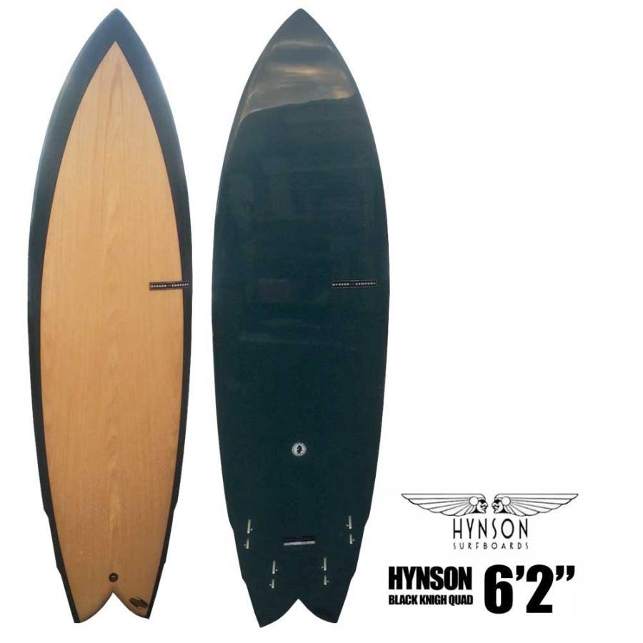 大人気定番商品 HYNSON SURFBOARDS BLACK KNIGHT KNIGHT QUAD 6'2 ヒンソン ブラックナイト クアッド/4フィン ダブルウイングスワロー FCS2 クアッドフィン付き ショートボード, 北海道家具:446d90b5 --- airmodconsu.dominiotemporario.com