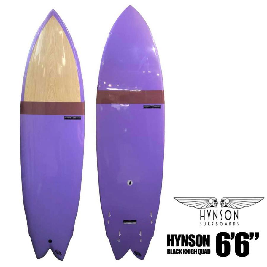 【ギフ_包装】 HYNSON SURFBOARDS BLACK KNIGHT QUAD 6'6 KNIGHT ヒンソン ブラックナイト クアッド/4フィン ダブルウイングスワロー FCS2 クアッドフィン付き ショートボード, ドリームインテリア:d8f3f211 --- airmodconsu.dominiotemporario.com