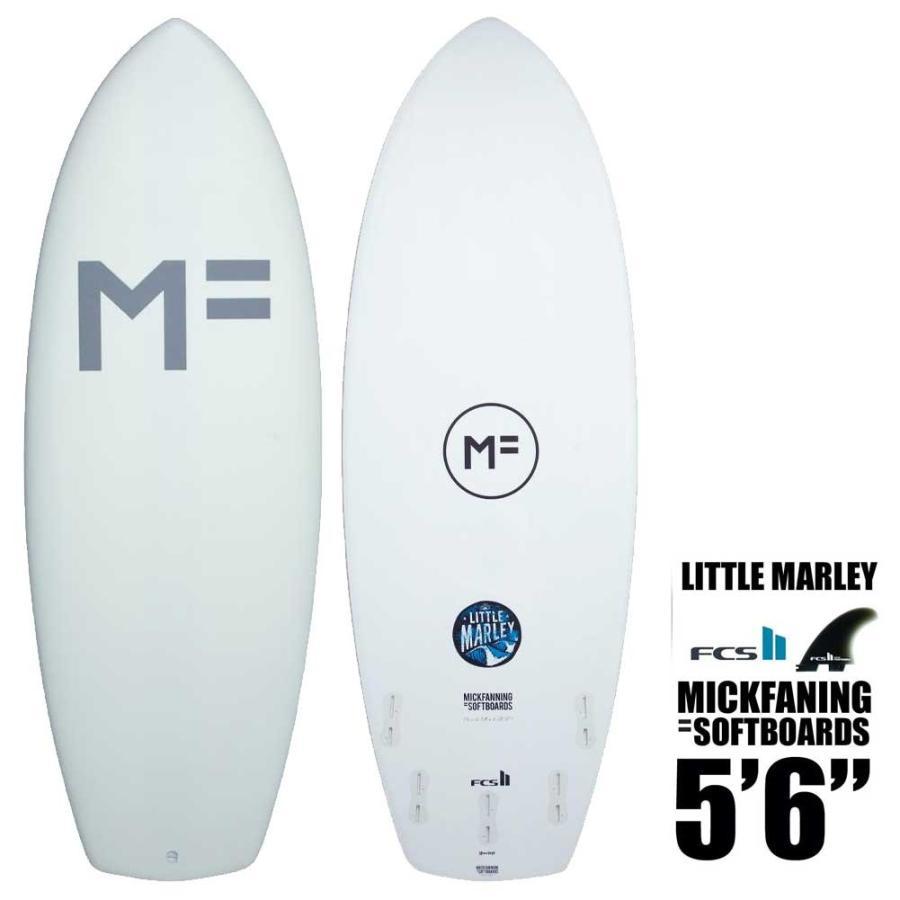 """当店在庫してます! ソフトボード MICK FANNING SOFT BOARDS LITTLE MARLEY 5'6""""/リーシュ付き FCS2フィン ミックファニング ショートボード, 夏セール開催中 MAX80%OFF! 9b262a93"""