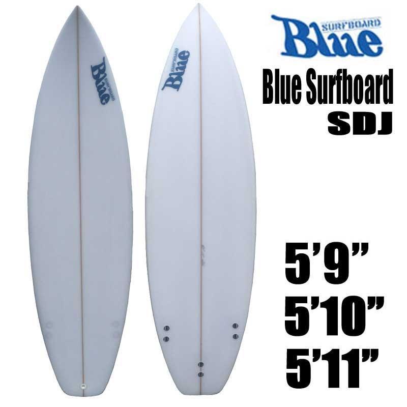 ショートボード Blue Surfboard SDJ