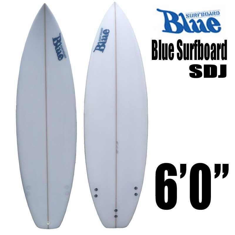 【オンラインショップ】 ショートボード Blue Surfboard SDJ 6'0, 和すいーつ hatahata e0a4ba72
