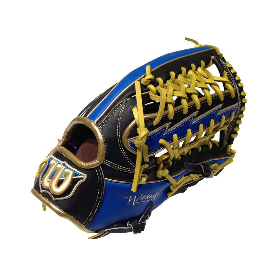 ウイルソン Wilson ワナビーヒーロー デュアル 軟式用グラブ 外野手用 野球 軟式 グローブ 外野手用