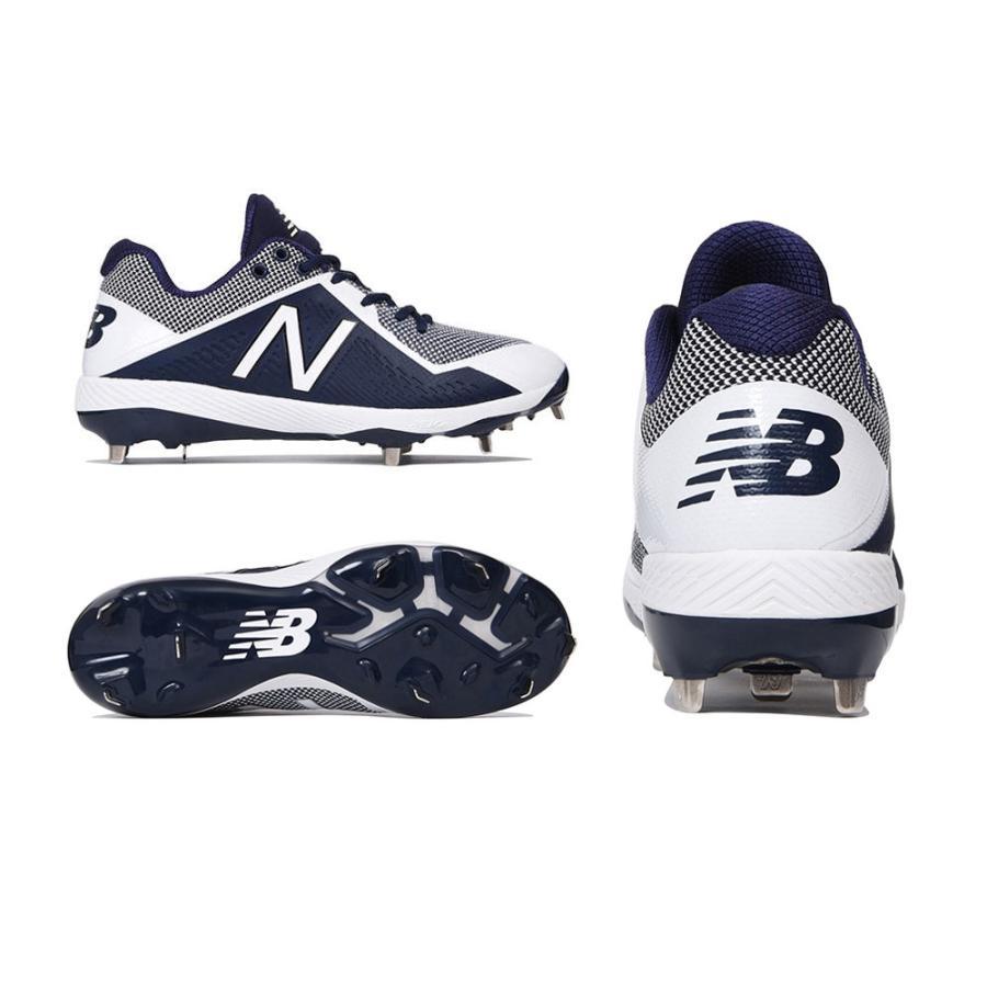 ニューバランス NEW BALANCE L4040 TN4 ワイズD 野球 スパイク シューズ newbalance