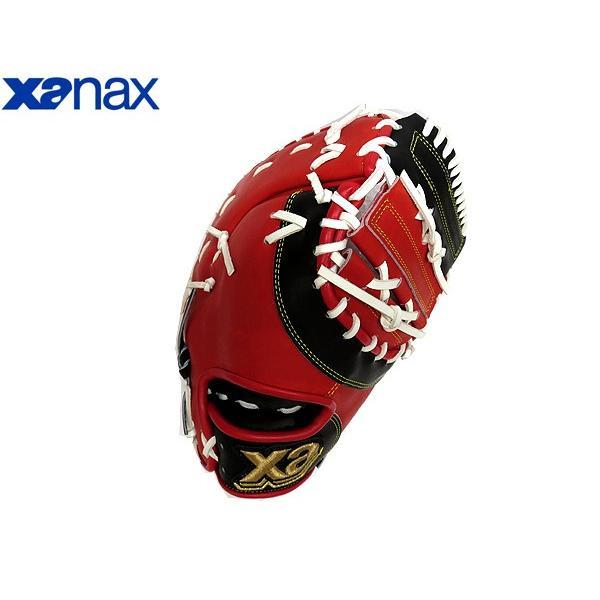 ザナックス XANAX ザナパワーシリーズ 軟式用グラブ 一塁手用 野球 軟式 グローブ ファーストミット