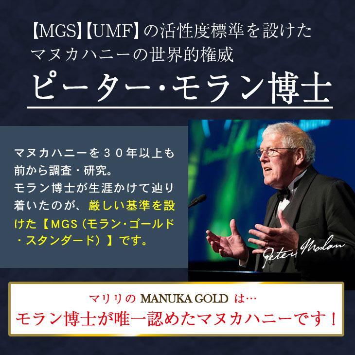 マヌカハニー MGS 16+ MG 600+ 500g 送料無料 マリリニュージーランド 無添加 非加熱 マヌカはちみつ Manuka Honeyとは|maririnz-manukahoney|08