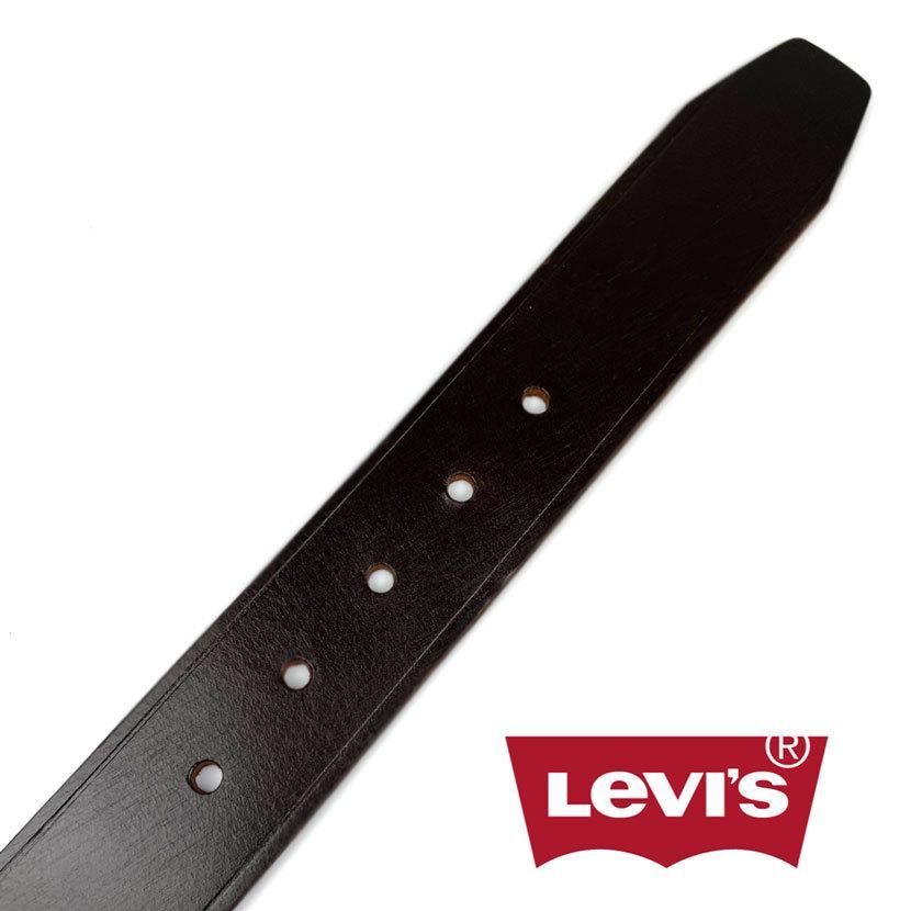 ベルト Levis リーバイス ギャリソン レザー ベルト 合成皮革 フェイクレザー メンズ レディース 男女兼用|markers-patch|04