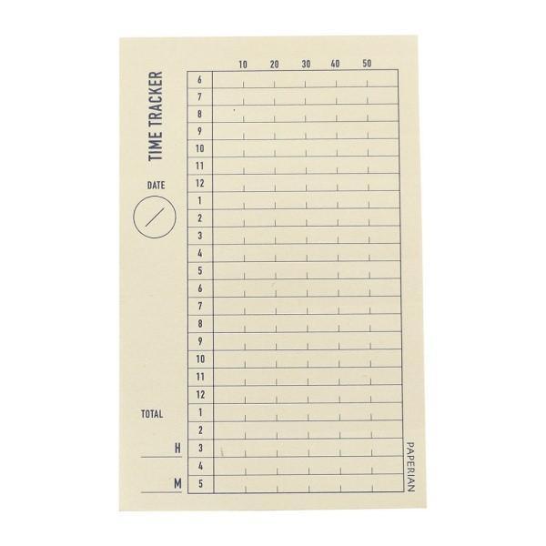 メイクアメモ メモパッド ライフログ PAPERIAN ペーパーリアン 韓国 文房具 ステーショナリー マークス marks 12