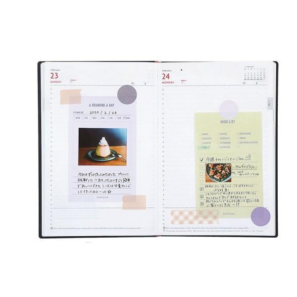 メイクアメモ メモパッド ライフログ PAPERIAN ペーパーリアン 韓国 文房具 ステーショナリー マークス marks 05