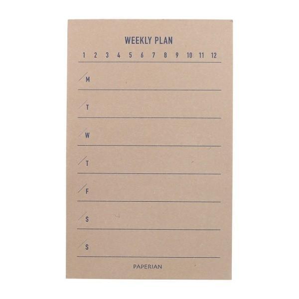 メイクアメモ メモパッド ライフログ PAPERIAN ペーパーリアン 韓国 文房具 ステーショナリー マークス marks 07
