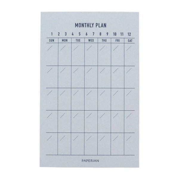 メイクアメモ メモパッド ライフログ PAPERIAN ペーパーリアン 韓国 文房具 ステーショナリー マークス marks 08