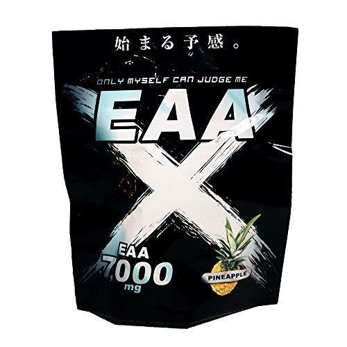 EAAサプリ EAAX 500g パイン味 アミノ酸 HMB プロテイン BCAA ダイエット 筋トレ 減量|marucomarket
