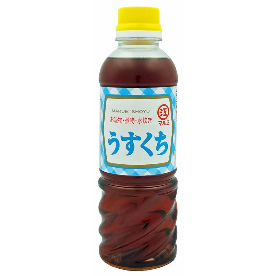 うすくち 420ml|marue-shoyu