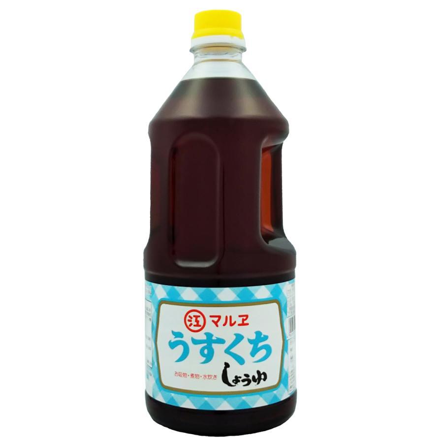 うすくち 1.5L|marue-shoyu