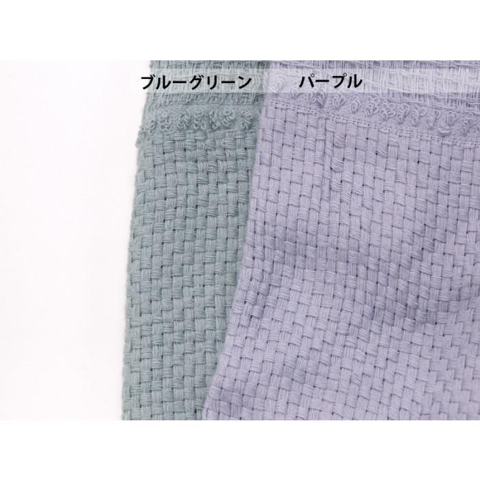 今治タオルマフラー idee Zora イデゾラ ナチュラルタイム コットンマフラー オールシーズン 日本製 ギフト|maruei-towel|11