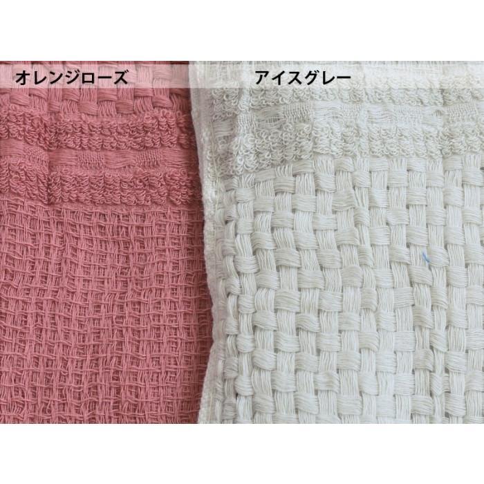 今治タオルマフラー idee Zora イデゾラ ナチュラルタイム コットンマフラー オールシーズン 日本製 ギフト|maruei-towel|12