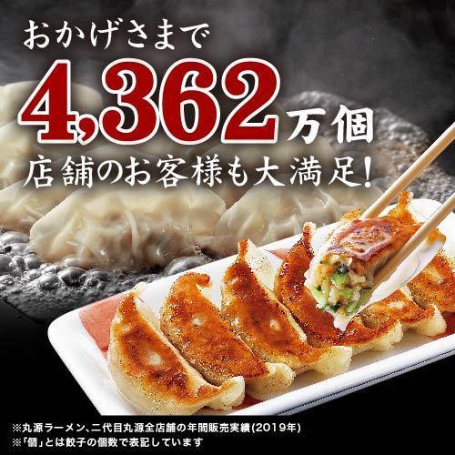 丸源餃子 旨味たっぷり!にんにくあり 100個入りセット 送料無料 冷凍餃子 ホワイトデーのお返し marugenraumen 04
