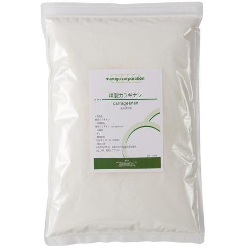 精製カラギナン 1kgx10