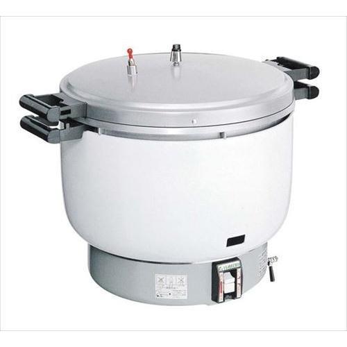 ガス圧力式無浸漬炊飯器 無浸炊 GPC-40 13A